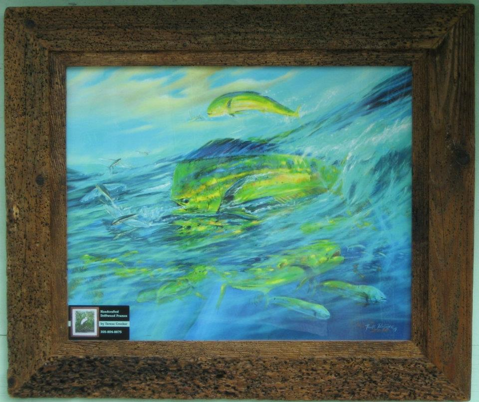 Donations for Benefits Handcrafted Driftwood Frames - Driftwood ...